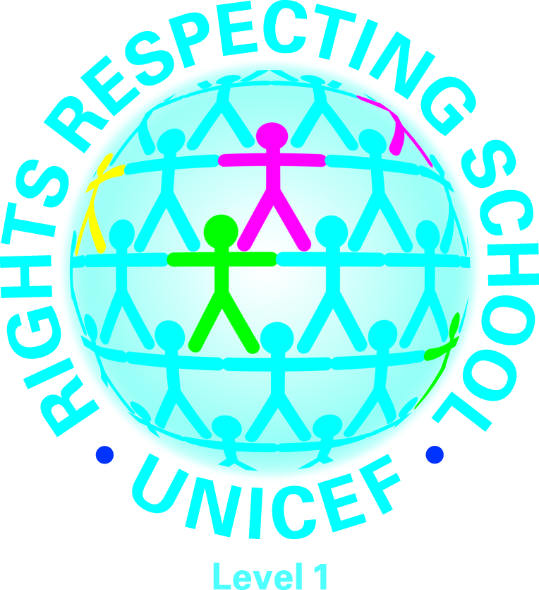 Unicef Rights Respecting level 1