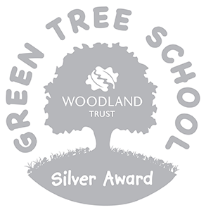 Green Tree School Silver Award