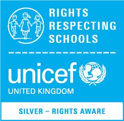 Silver RR logo